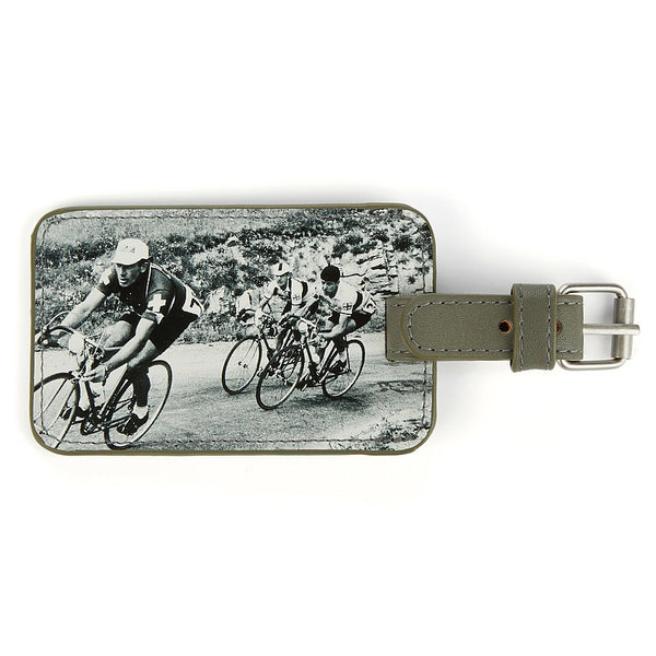 Catseye | Cycling Luggage Tag -  Bloomsbury Store