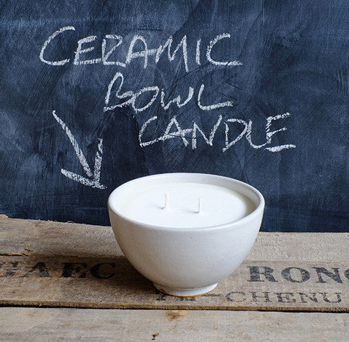 Ceramic Bowl Candle | Parkminster - Orange Blossom Bloomsbury Store - 1