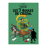 Tintin Poster - The Seven Crystal Balls (1948) - Unframed Bloomsbury Store - 1