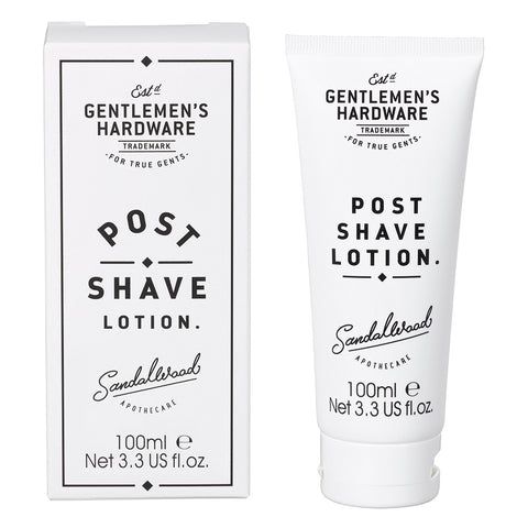 Post Shave Lotion | Gentlemen's Hardware Apothecare -  Bloomsbury Store - 1