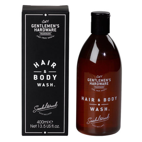 Body & Hair Wash | Gentlemen's Hardware Apothecare -  Bloomsbury Store - 1