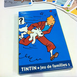 Tintin | Happy Families Card Game - Scenes Bloomsbury Store - 1