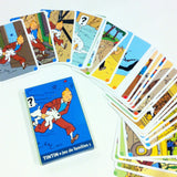 Tintin | Happy Families Card Game -  Bloomsbury Store - 2