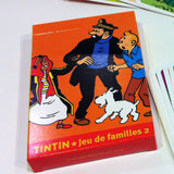 Tintin | Happy Families Card Game - Characters Bloomsbury Store - 3