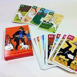 Tintin | Happy Families Card Game -  Bloomsbury Store - 4