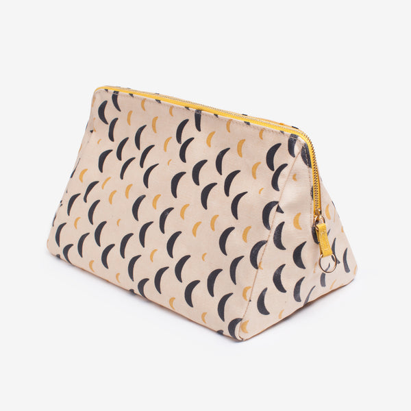 Large Tent Pouch Cosmetic Bag | Odeme -  Bloomsbury Store