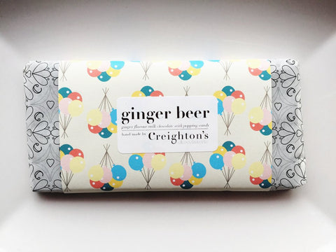 Creighton's Chocolate | Ginger Beer 100g  | Bloomsbury Store
