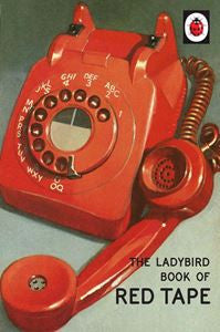 Book of Red Tape | Ladybird  | Bloomsbury Store
