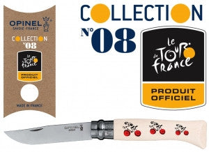 Opinel No. 8 Tour De France | Spotted -  Bloomsbury Store