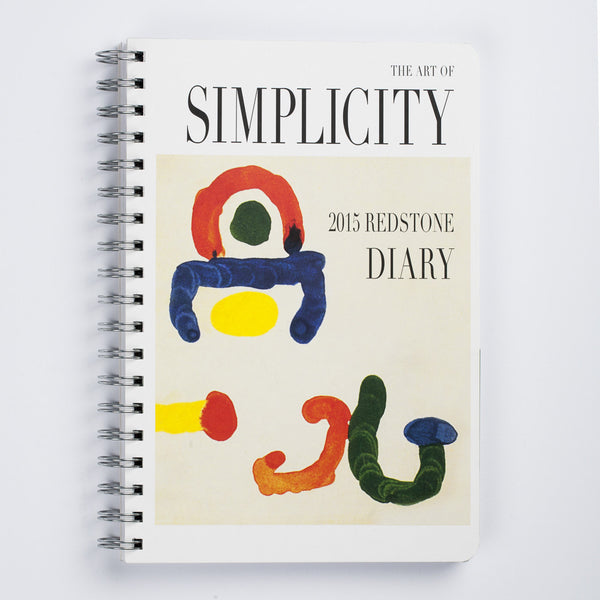 2016 Therapeutic Diary -  Bloomsbury Store - 1