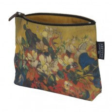 National Gallery Cosmetic Bag | A Vase of Flowers by Paul Gauguin -  Bloomsbury Store