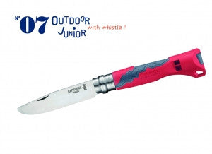 Opinel Junior Knife | Red -  Bloomsbury Store