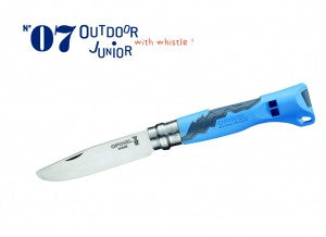 Opinel Junior Outdoor | Blue -  Bloomsbury Store