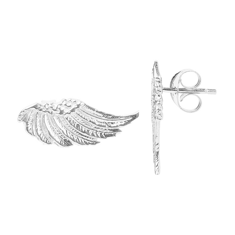 RR Silver Wing Studs  | Bloomsbury Store