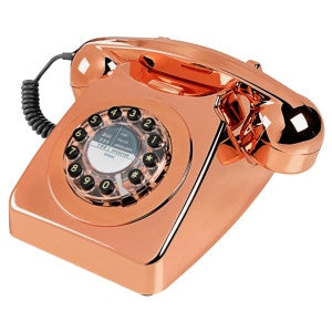 Series 746 Copper Telephone | Wild and Wolf -  Bloomsbury Store