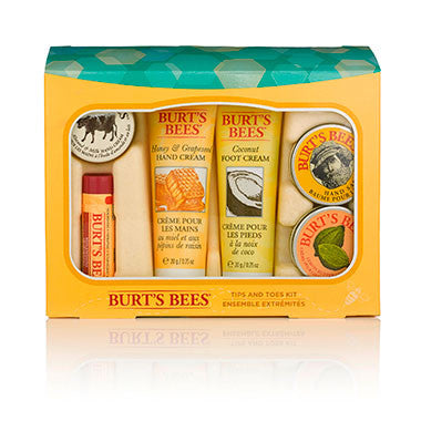 Burt's Bees | Tips & Toes Kit -  Bloomsbury Store