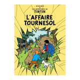 Tintin Poster | L'Affaire Tournesol - Unframed Bloomsbury Store - 1