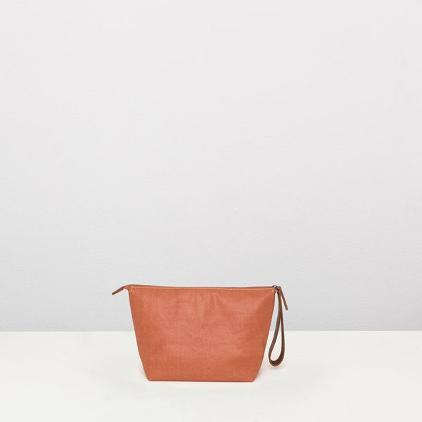 Ally Capellino Vinnie | Wash Bag AW15 - Orange Bloomsbury Store - 4