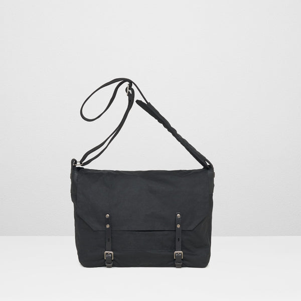 Ally Capellino Jeremy Satchel | Black SS16 -  Bloomsbury Store - 1