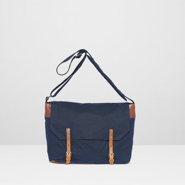 Ally Capellino Jeremy Satchel | Navy SS16 -  Bloomsbury Store - 1