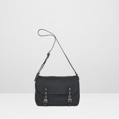 Ally Capellino Jez Small Satchel | Black SS16 -  Bloomsbury Store - 1