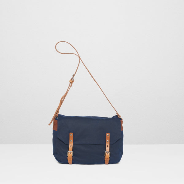 Ally Capellino Jez Small Satchel | Navy SS16 -  Bloomsbury Store - 1