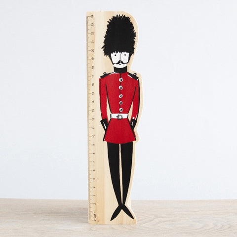 London Guard Ruler | Alice Tait  | Bloomsbury Store