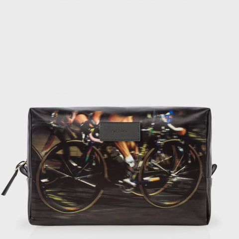 Paul Smith Accessories | Cycle 'Sprint' Washbag -  Bloomsbury Store - 1