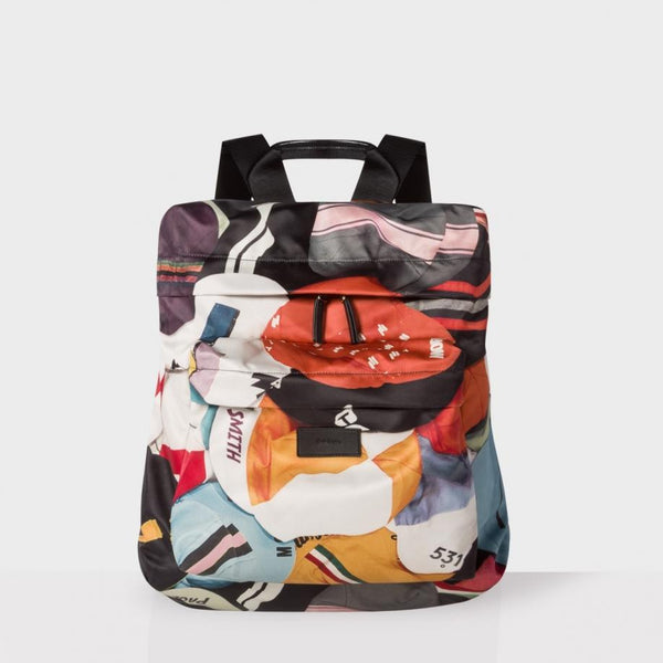 Paul Smith Accessories | Cycling Caps Rucksack -  Bloomsbury Store - 1