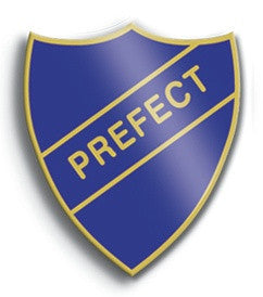Prefect School Badge | Wild and Wolf -  Bloomsbury Store