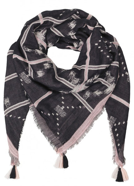 Yao Becksondergaard Scarf | Light Rose -  Bloomsbury Store
