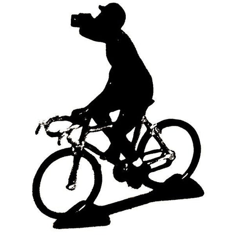 Cycling Figure | Champion de Hollande Drinking -  Bloomsbury Store