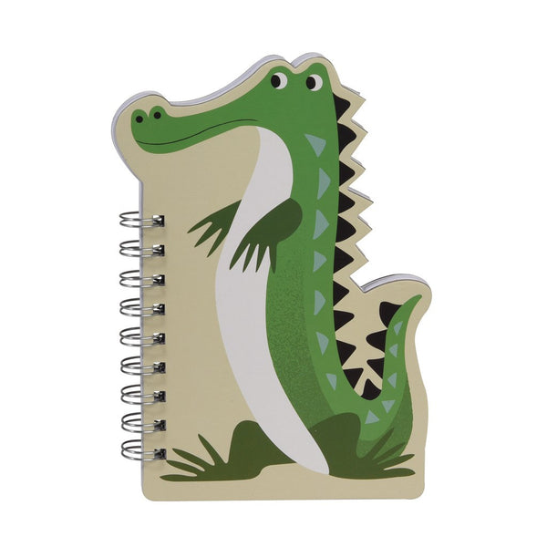 Notebook | Crocodile -  Bloomsbury Store