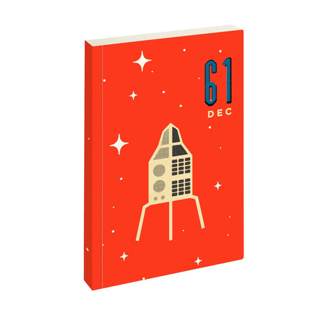 Comos Notebook | 60 Rocket -  Bloomsbury Store