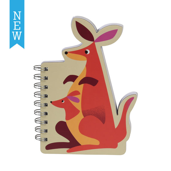 Notebook | Kangaroo -  Bloomsbury Store