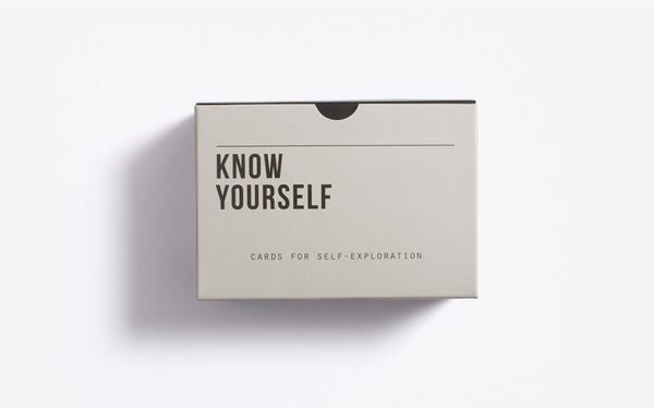 Know Yourself Prompt Cards | School of Life  | Bloomsbury Store - 1