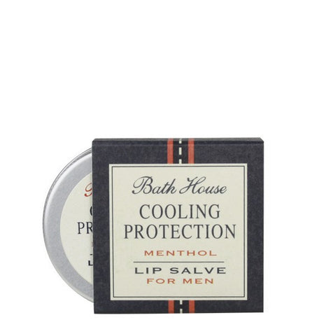 Bath House Men's Lip Salve | Spanish Fig  | Bloomsbury Store