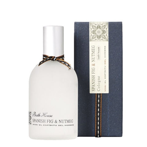 Bath House Cologne | Spanish Fig & Nutmeg  | Bloomsbury Store