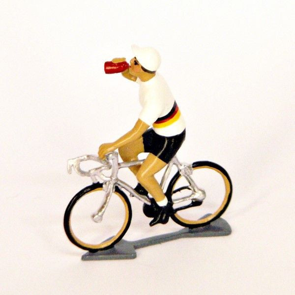 Cycling Figure | Allemand Drinking -  Bloomsbury Store