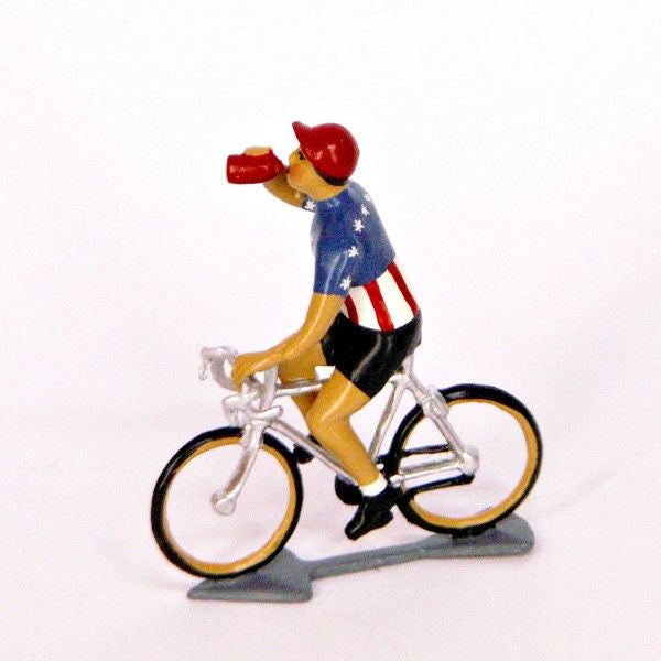 Cycling Figure | USA Drinking -  Bloomsbury Store