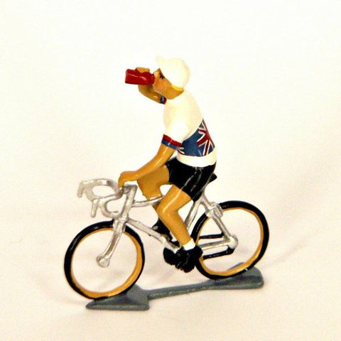 Cycling Figure | Anglaise Drinking -  Bloomsbury Store