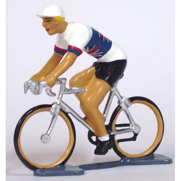Cycling Figure | Anglaise Standing on Pedals  | Bloomsbury Store
