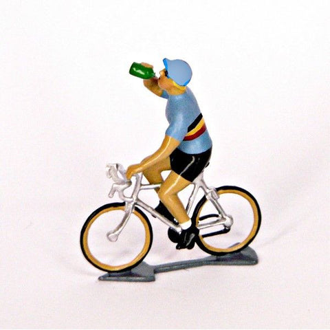 Cycling Figure | Belgique Drinking  | Bloomsbury Store