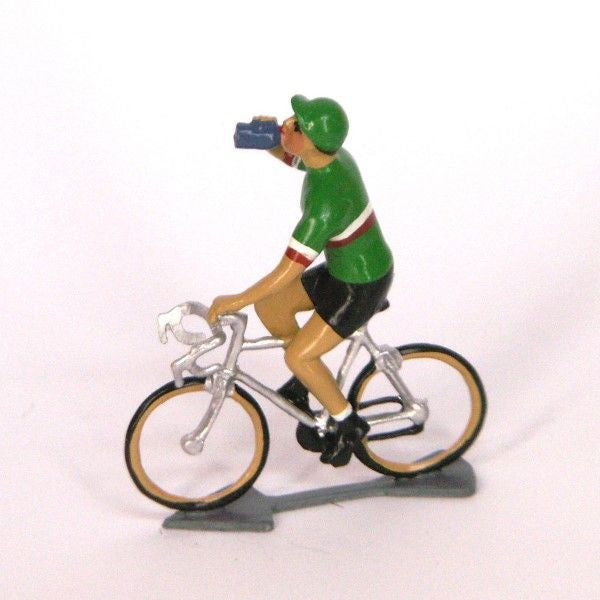 Cycling Figure | Italie Drinking -  Bloomsbury Store