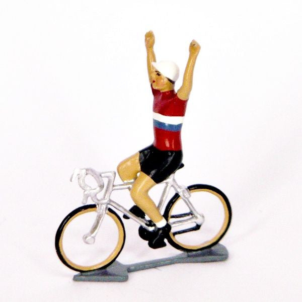Cycling Figure | Luxembourg Hands Up -  Bloomsbury Store