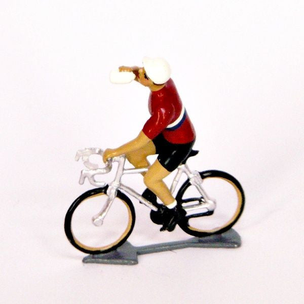 Cycling Figure | Luxembourg Drinking -  Bloomsbury Store