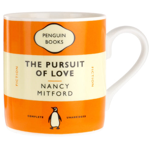 Penguin Mug | The Pursuit of Love -  Bloomsbury Store - 1