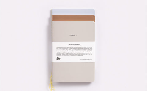 English Modernist Notebooks | School of Life  | Bloomsbury Store - 1