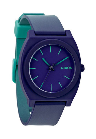 Nixon Time Teller P | Teal/Purple Fade -  Bloomsbury Store - 1