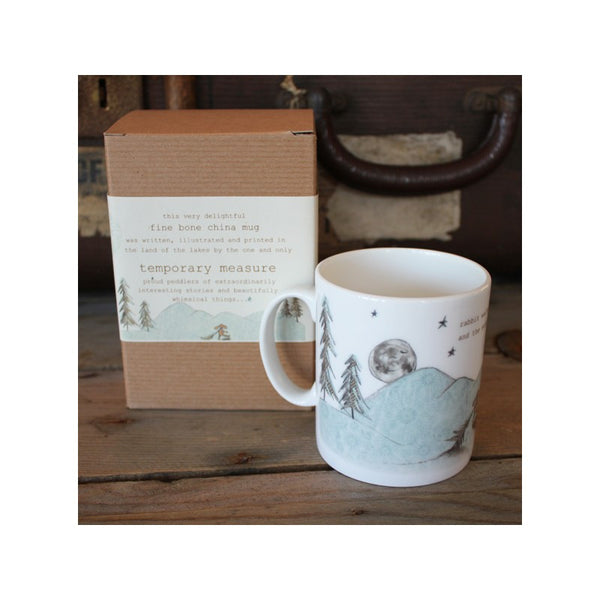 Walking Home Mug | Temporary Measure -  Bloomsbury Store - 1